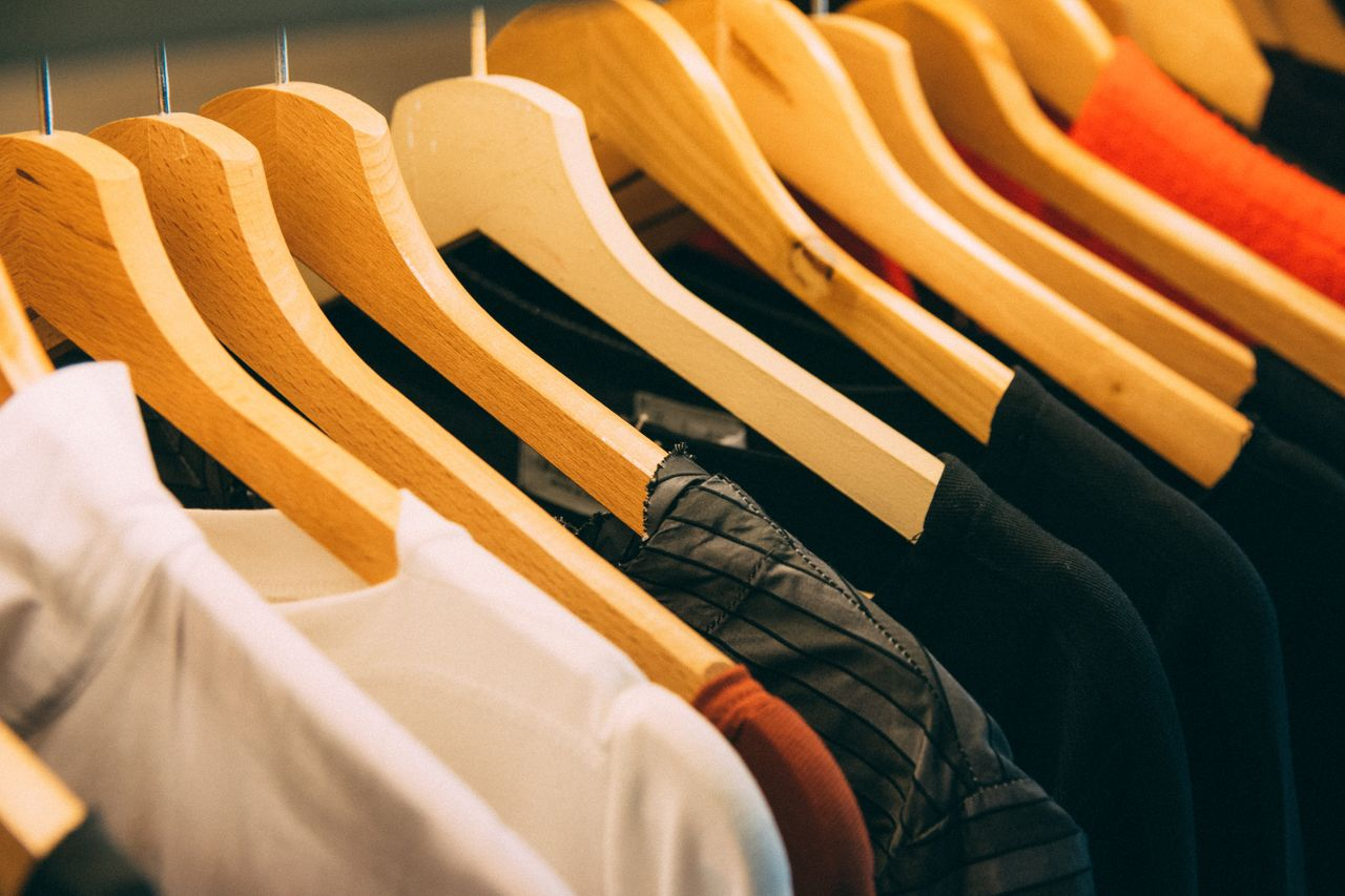 Boutique sustainable fashion t-shirts